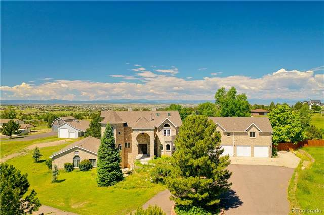 10897 E Pinewood Drive, Parker, CO 80138 (#7097232) :: Berkshire Hathaway HomeServices Innovative Real Estate