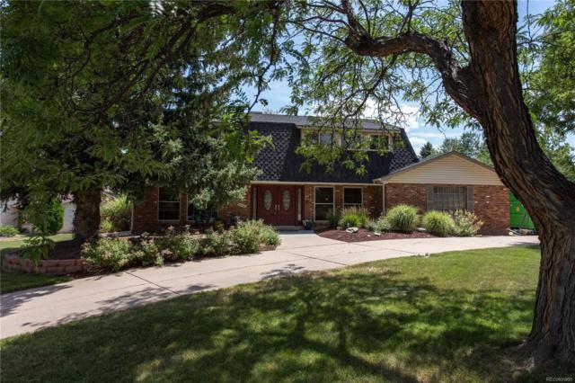 6358 W Geddes Drive, Littleton, CO 80128 (#7102278) :: The Peak Properties Group