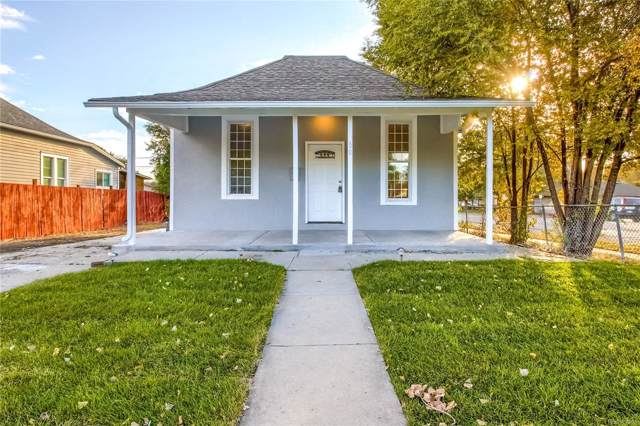 100 Stuart Street, Denver, CO 80219 (MLS #7103244) :: 8z Real Estate