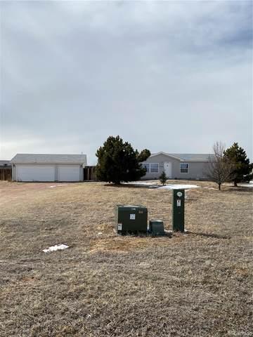 5780 Oil Baron Drive, Peyton, CO 80831 (MLS #7103444) :: 8z Real Estate