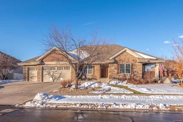 7511 19th Street Road, Greeley, CO 80634 (#7107283) :: Bring Home Denver with Keller Williams Downtown Realty LLC