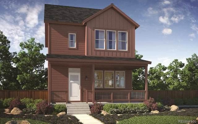 10151 E 59th Drive, Denver, CO 80238 (MLS #7109327) :: 8z Real Estate