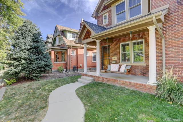 350 S Emerson Street, Denver, CO 80209 (MLS #7109592) :: 8z Real Estate