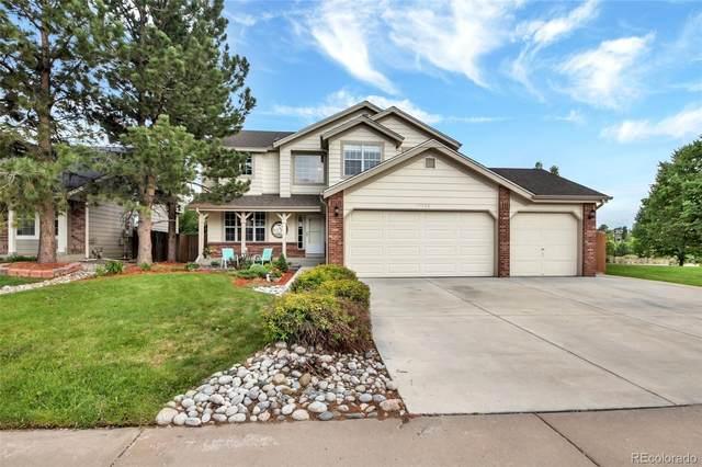 17722 E Ida Avenue, Centennial, CO 80015 (#7110325) :: Mile High Luxury Real Estate
