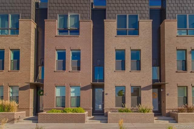 2438 Welton Street, Denver, CO 80205 (#7111051) :: Venterra Real Estate LLC