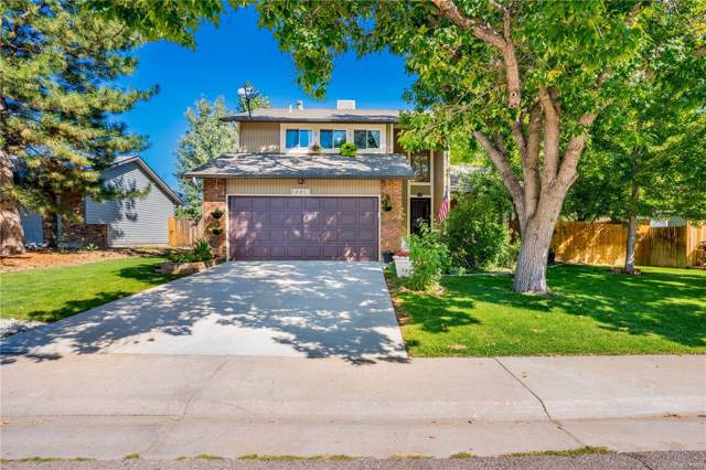 7775 W Ontario Place, Littleton, CO 80128 (MLS #7112388) :: Colorado Real Estate : The Space Agency
