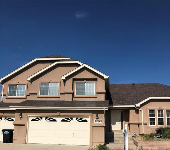 5280 War Paint Place, Colorado Springs, CO 80922 (#7112592) :: The City and Mountains Group