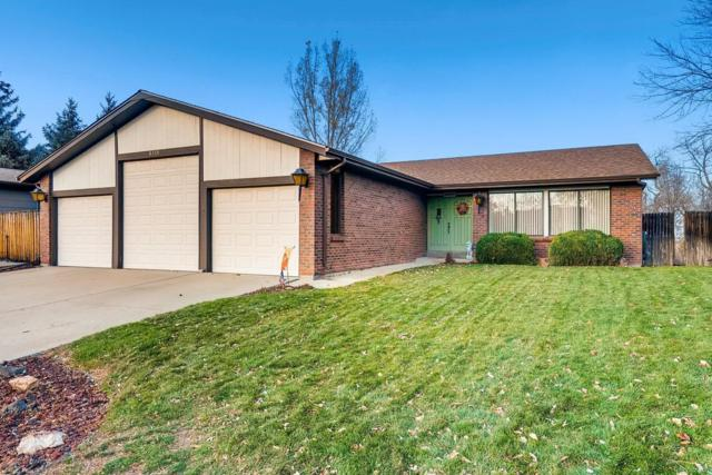8339 W 75th Way, Arvada, CO 80005 (#7116077) :: James Crocker Team