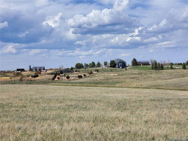 23241 County Road 37, Elbert, CO 80106 (#7119238) :: The DeGrood Team