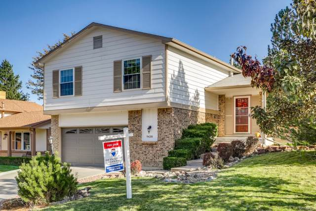 9438 W Laurel Place, Littleton, CO 80128 (#7121299) :: HergGroup Denver