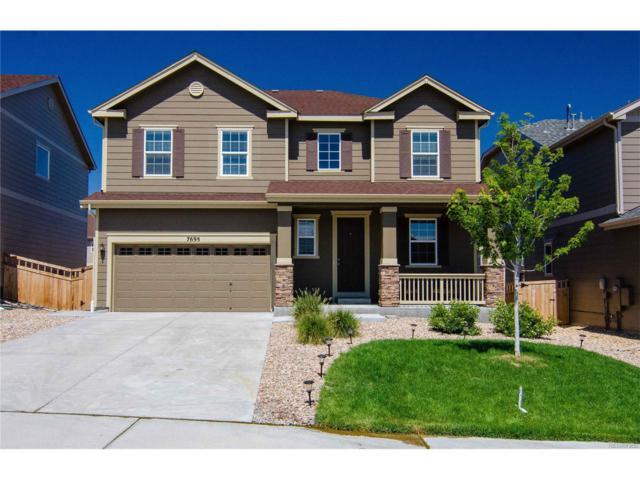 7695 Blue Water Drive, Castle Rock, CO 80108 (MLS #7126885) :: 8z Real Estate