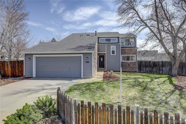 196 Lincoln Circle, Louisville, CO 80027 (#7127632) :: Berkshire Hathaway HomeServices Innovative Real Estate