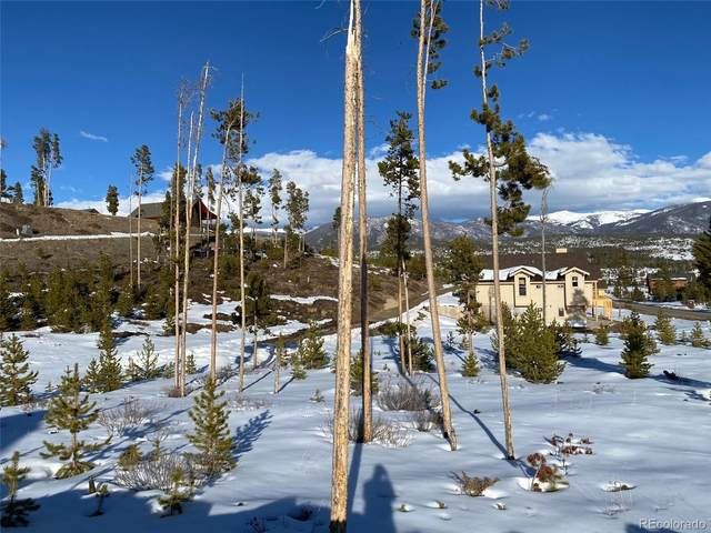 302 County Road 4, Granby, CO 80446 (#7127814) :: The Gilbert Group