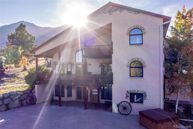 16515 County Road 327, Buena Vista, CO 81211 (#7128699) :: Stephanie Fryncko | Keller Williams Integrity