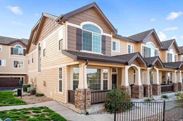 1469 Turnberry Drive, Castle Rock, CO 80104 (MLS #7130094) :: 8z Real Estate