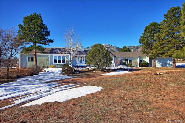 3855 Sierra Vista Road, Monument, CO 80132 (#7133436) :: The Dixon Group