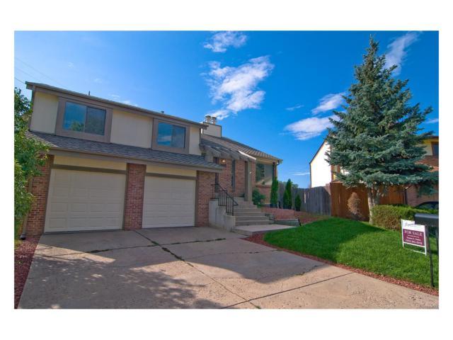 3460 S Halifax Way, Aurora, CO 80013 (MLS #7133527) :: 8z Real Estate