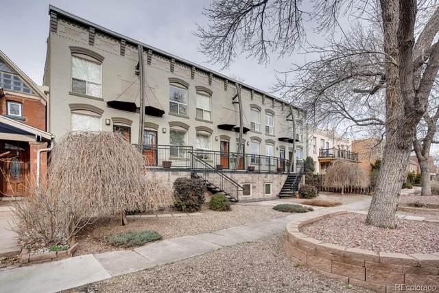 41 S Sherman Street, Denver, CO 80209 (#7135309) :: The Brokerage Group