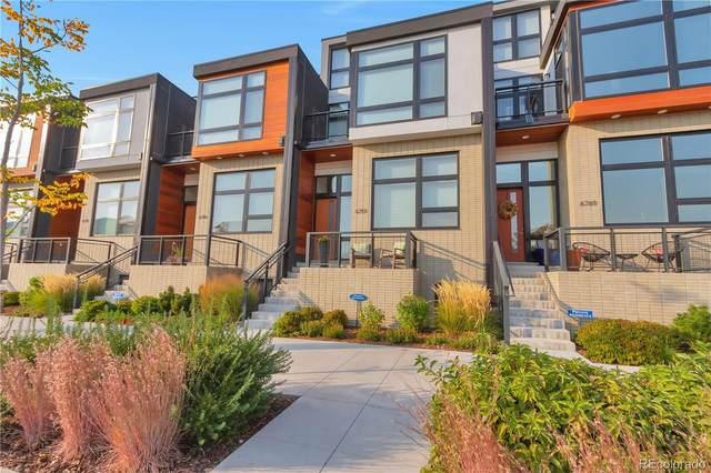 6759 E Lowry Boulevard, Denver, CO 80230 (#7141173) :: The HomeSmiths Team - Keller Williams