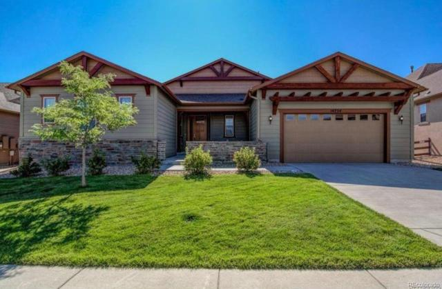 14754 Melco Avenue, Parker, CO 80134 (#7143421) :: The DeGrood Team