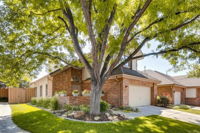 4565 E Mexico Avenue #12, Denver, CO 80222 (MLS #7146317) :: 8z Real Estate