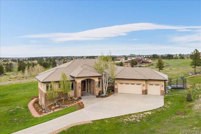 11750 Dunrich Road, Parker, CO 80138 (#7149304) :: Compass Colorado Realty