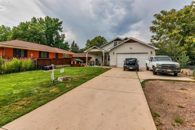 1125 S Clay Street, Denver, CO 80219 (MLS #7152196) :: 8z Real Estate
