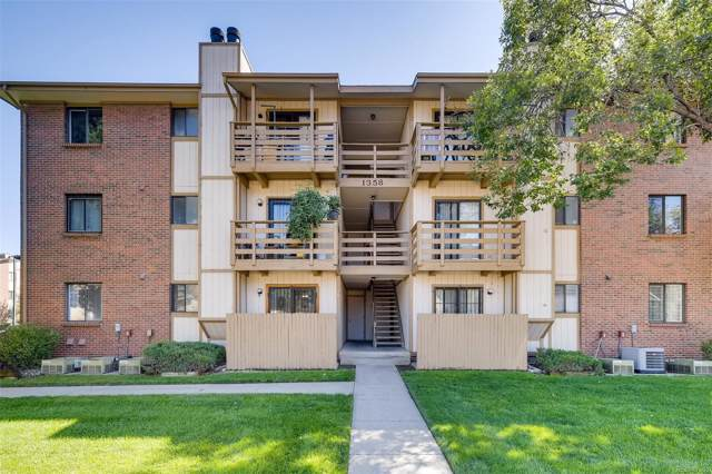 1358 S Irving Street #4, Denver, CO 80219 (#7152387) :: The Heyl Group at Keller Williams