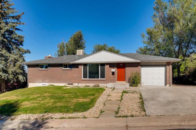 2651 E Weaver Avenue, Centennial, CO 80121 (#7154322) :: Bring Home Denver