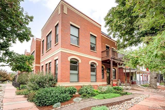 2460 Stout Street, Denver, CO 80205 (#7154324) :: The Artisan Group at Keller Williams Premier Realty