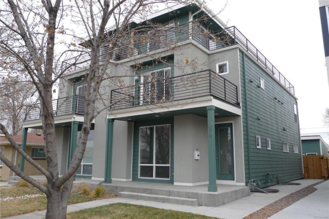 1379 Xavier Street, Denver, CO 80204 (#7160981) :: 5281 Exclusive Homes Realty