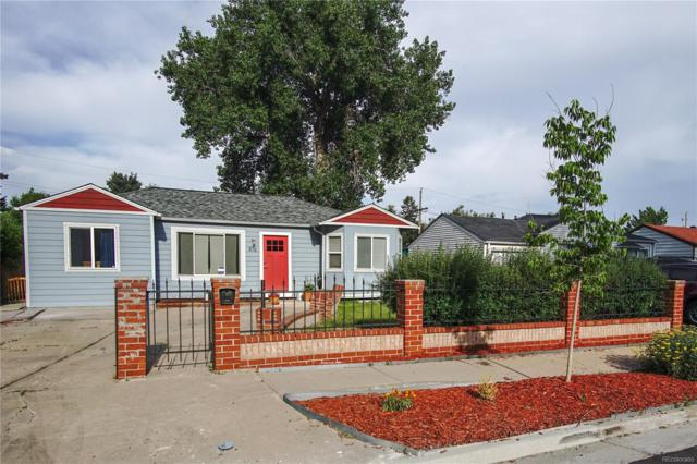 976 Hazel Court, Denver, CO 80204 (#7161996) :: The HomeSmiths Team - Keller Williams