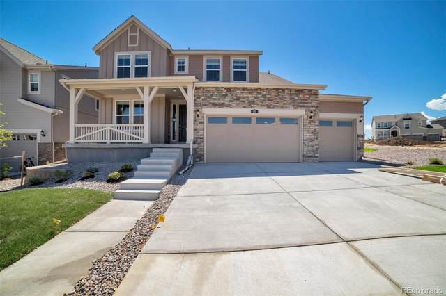 100 Green Fee Circle, Castle Pines, CO 80108 (MLS #7165295) :: 8z Real Estate