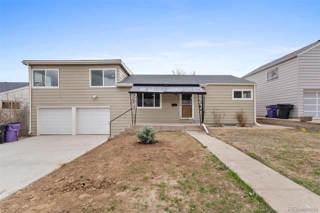4838 W Bayaud Avenue, Denver, CO 80219 (MLS #7166425) :: Kittle Real Estate