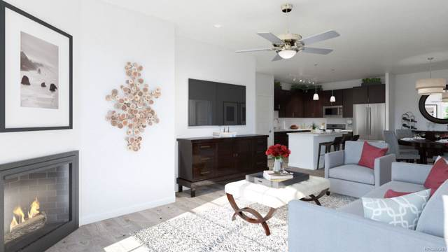 9185 Wilde Lane 205 B, Parker, CO 80134 (MLS #7167748) :: The Space Agency - Northern Colorado Team