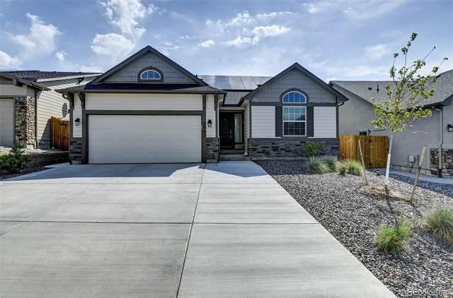 2683 Hannah Ridge Drive, Colorado Springs, CO 80922 (MLS #7170630) :: Bliss Realty Group