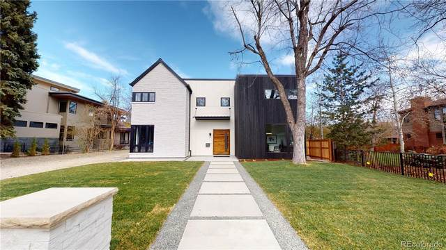2360 S Monroe Street, Denver, CO 80210 (MLS #7179199) :: 8z Real Estate