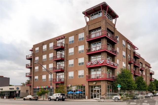 1488 Madison Street #206, Denver, CO 80206 (#7179494) :: Wisdom Real Estate