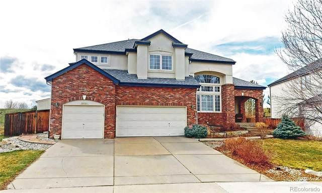 10881 Bobcat Terrace, Littleton, CO 80124 (MLS #7180142) :: 8z Real Estate