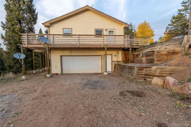 323 Woody Creek Road, Divide, CO 80814 (#7180668) :: The Gilbert Group