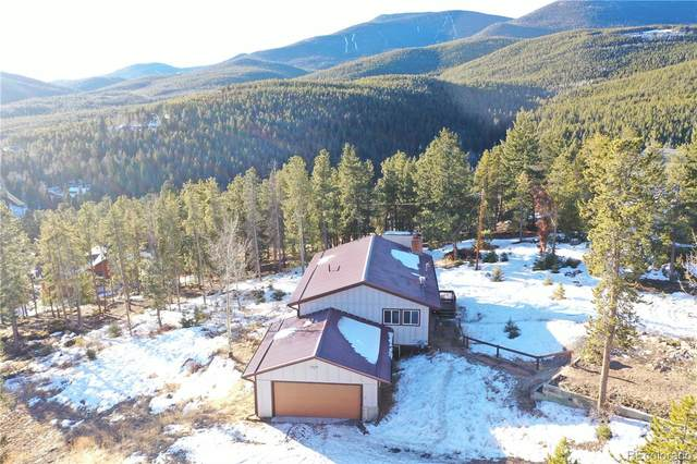 34212 Piny Point, Evergreen, CO 80439 (MLS #7181420) :: 8z Real Estate