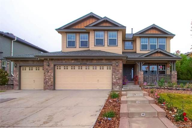 24309 E Arapahoe Place, Aurora, CO 80016 (#7181727) :: The Gilbert Group