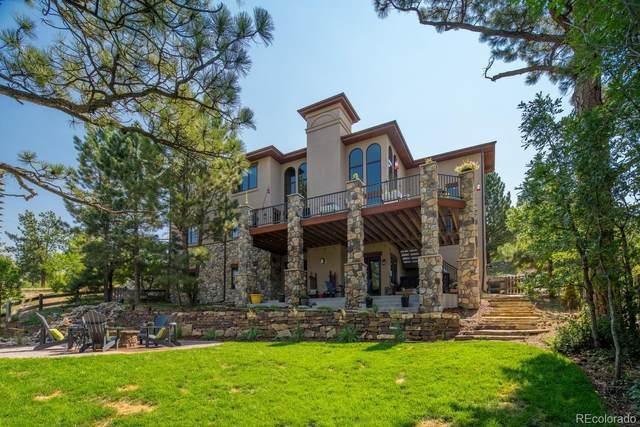 2540 Saddleback Drive, Castle Rock, CO 80104 (MLS #7183057) :: 8z Real Estate