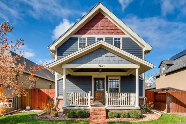 2935 N Franklin Street, Denver, CO 80205 (#7184198) :: My Home Team