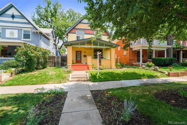 266 N Sherman Street, Denver, CO 80203 (#7191323) :: Kimberly Austin Properties