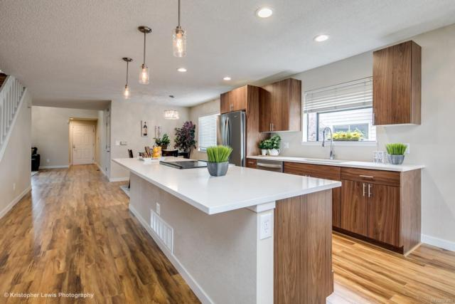 540 S Forest Street Y, Denver, CO 80246 (#7191857) :: The DeGrood Team