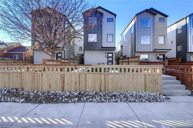 1317 Yates Street, Denver, CO 80204 (#7192063) :: The Colorado Foothills Team | Berkshire Hathaway Elevated Living Real Estate