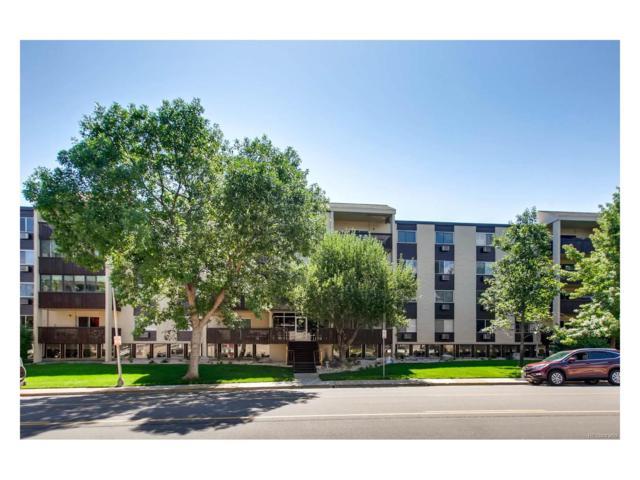 6930 E Girard Avenue #202, Denver, CO 80224 (MLS #7192175) :: 8z Real Estate