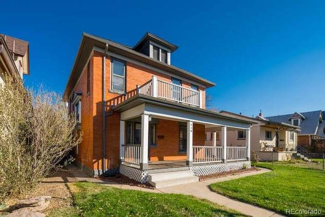 418 S Pearl Street, Denver, CO 80209 (#7196216) :: Berkshire Hathaway HomeServices Innovative Real Estate