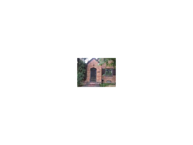 3737 E Florida Avenue, Denver, CO 80210 (MLS #7197605) :: 8z Real Estate